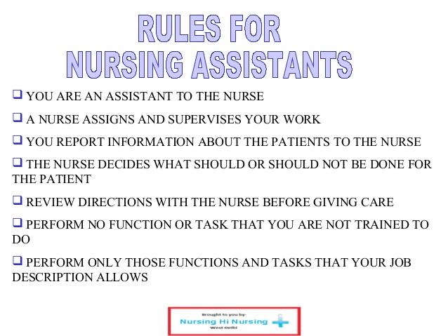 cna responsibilities resume 30042017