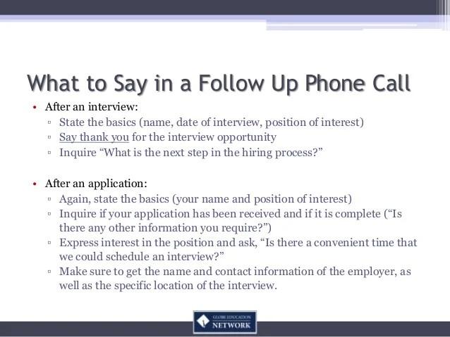 Follow Up Phone Call After Interview kicksneakers