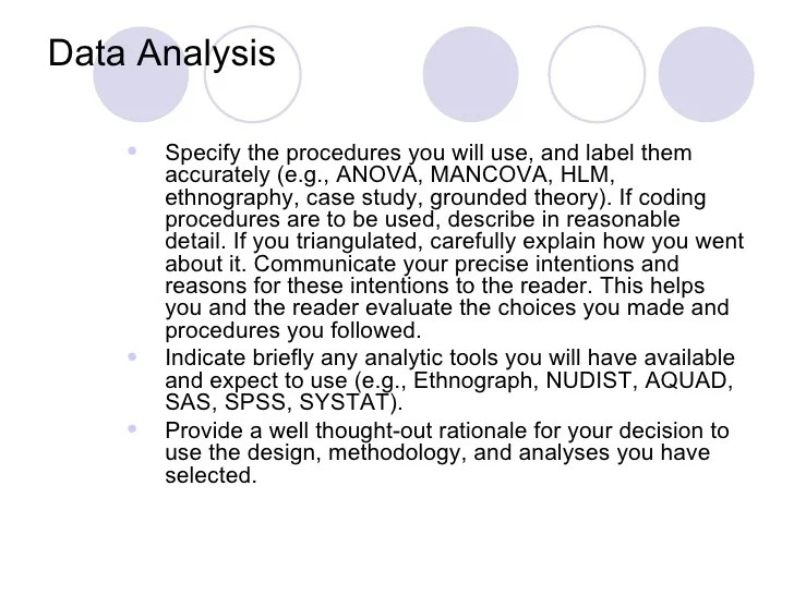 methodology in case study sample