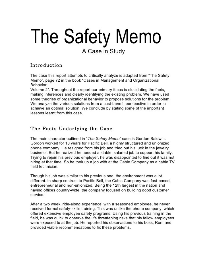 sample memos for workplace issues - Yelommyphonecompany