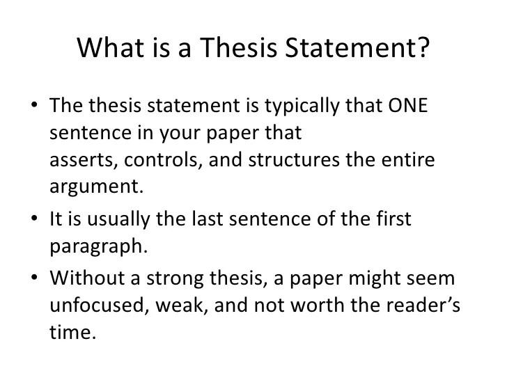 essay thesis statement example argumentative persuasive essay - thesis statement example for argumentative essays