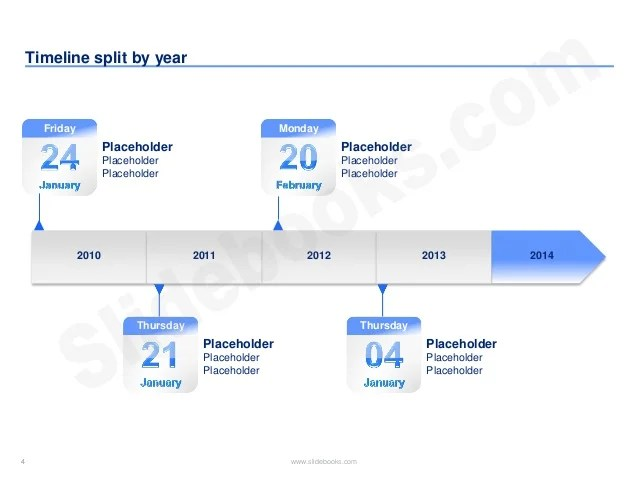 timelines powerpoint - Towerssconstruction