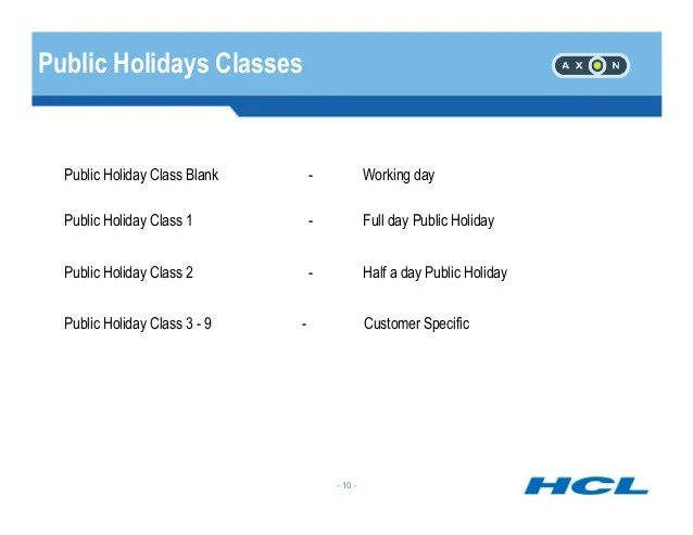 How To Create Holiday Calendar In Sap Sap Factory Calendar Tcodes Transaction Codes Sap Time Management