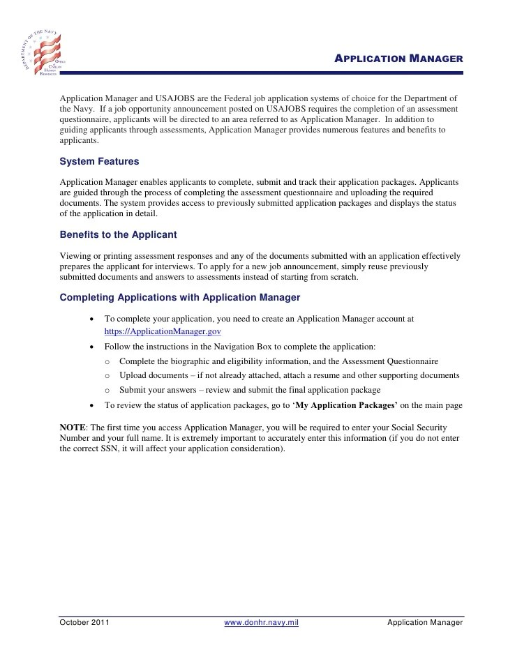 Minimum Requirements The Graduate College At Illinois Separation Tip Sheets Usajobsgov And Navy Career Wise