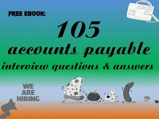 Doc.#31204037: Job Description for Accounts Payable Specialist ...