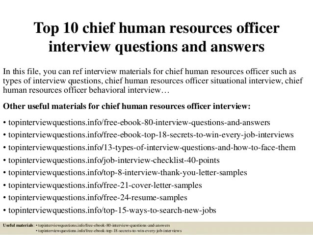 interview questions for hr manager - Selol-ink