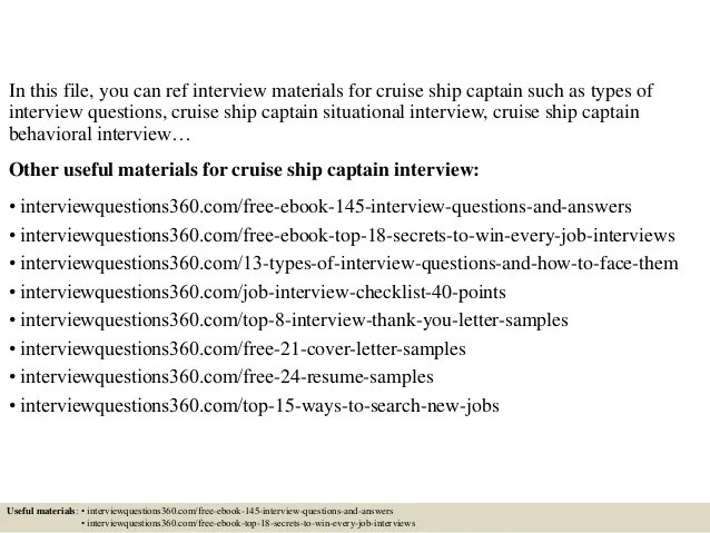 cover letter for cruise ship - Onwebioinnovate