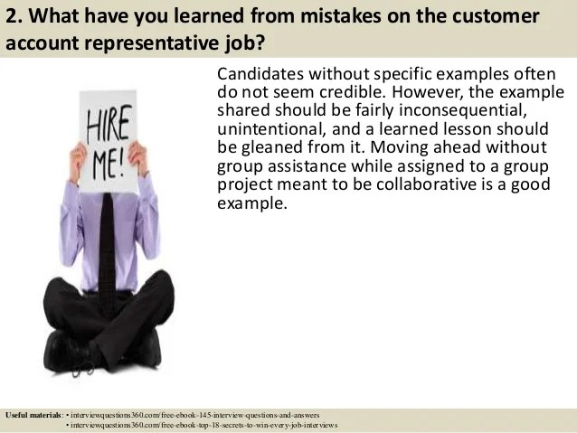 customer service representative phone interview questions and - customer service interview questions