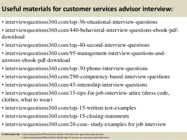 answers to customer service interview questions - Onwebioinnovate - customer service interview questions