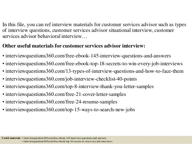 customer support interview questions - Goalgoodwinmetals