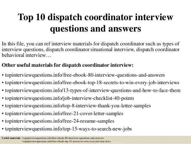 job description for dispatcher - Akbagreenw