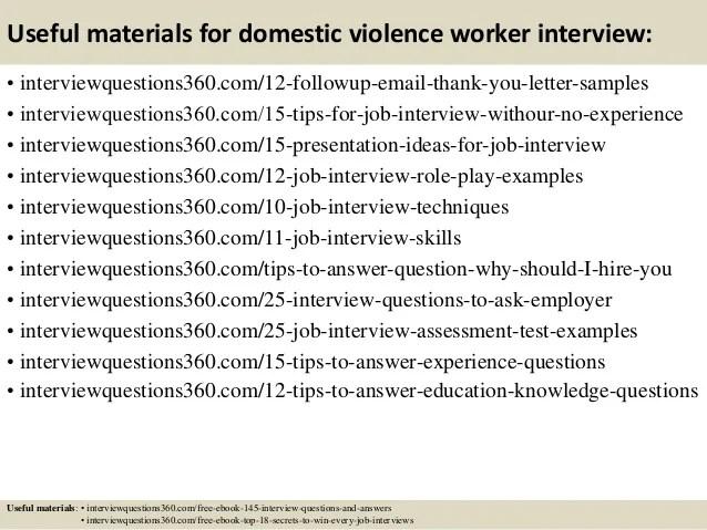 Domestic violence worker sample resume - domestic violence worker sample resume