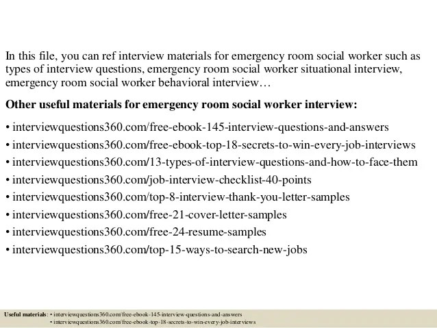 social work interview questions and answers - Doritmercatodos