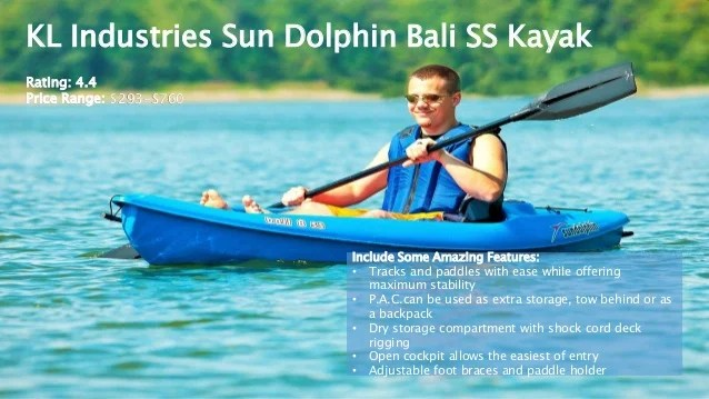 s-l1000 Sun Dolphin Bali 10 Sit On Kayak