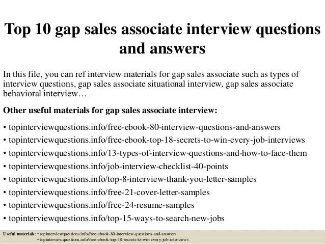common retail interview questions - Roho4senses