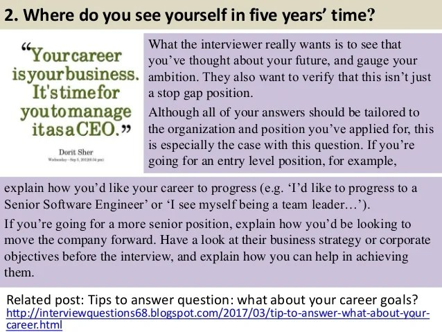 interview questions and answers for human resources position