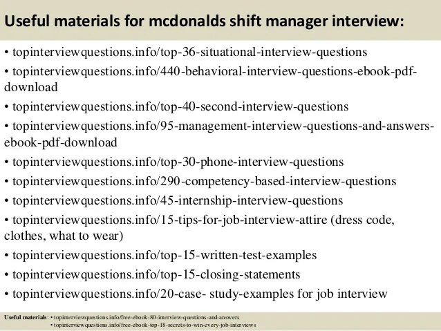 12 Questions Managers Will Ask About Your Resume 12 Questions Managers Will Ask About Your Resume Cvdragon Top 10 Mcdonalds Shift Manager Interview Questions And Answers
