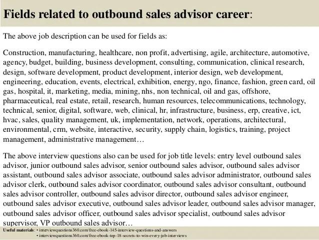 Sales Advisor Interview Questions - Baskanidaisecond interview - sales advisor interview questions