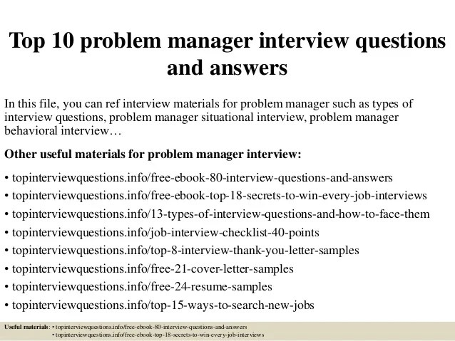 questions for a supervisor interview