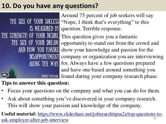 job promotion interview questions - Towerssconstruction