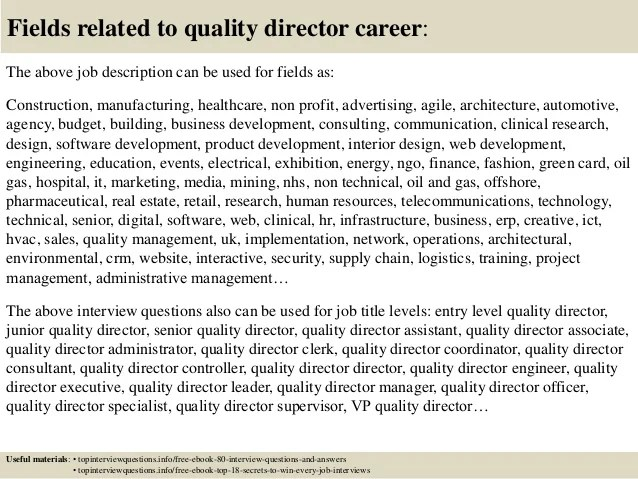 quality analyst interview questions with answers - Quality Analyst Interview Questions And Answers