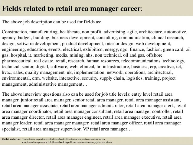 retail situational interview questions