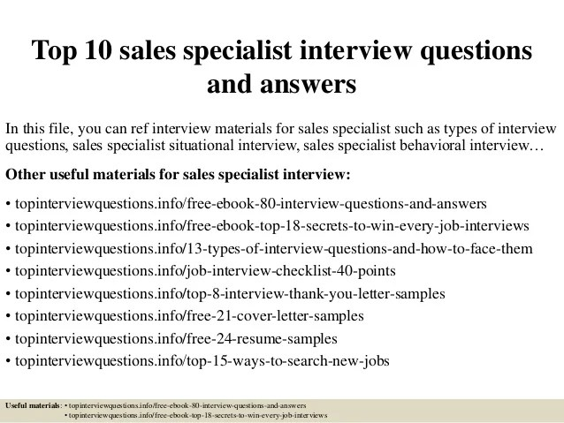 how to answer sales interview questions - Onwebioinnovate