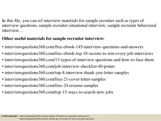 sample behavioural interview questions - Selol-ink