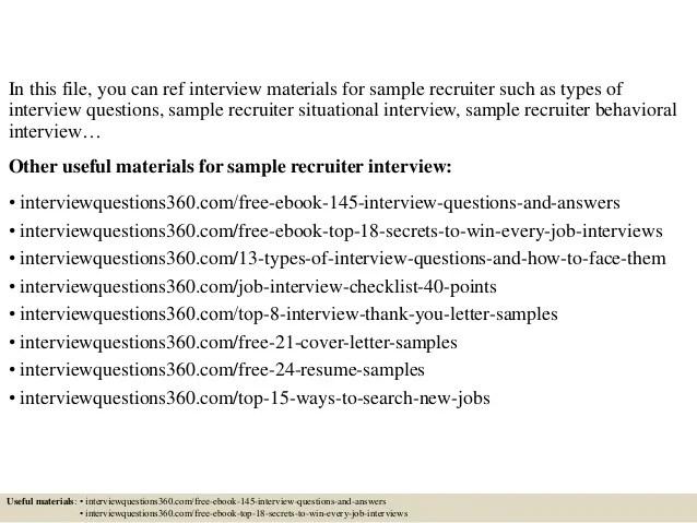 sample behavioral questions - Alannoscrapleftbehind - sample interview questions