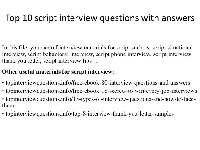 Reference Letter Questions Answers How To Respond To A Reference Check Request The Balance Top 10 Script Interview Questions With Answers
