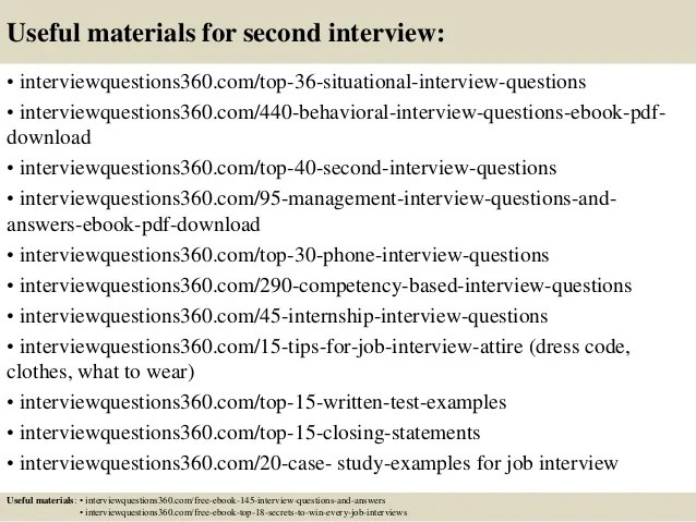 questions to ask on 2nd interview - Koranayodhya