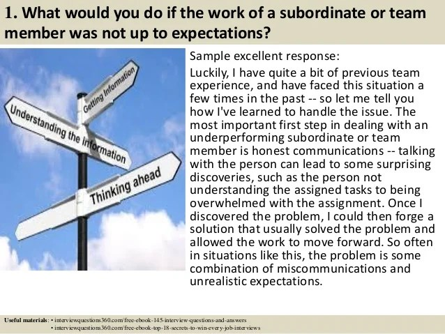 examples of situational interview questions situational interview
