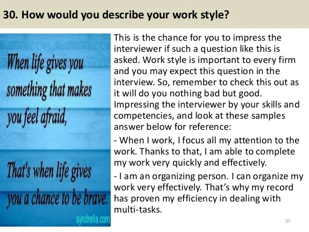 interview answers for customer service - Nisatasj-plus