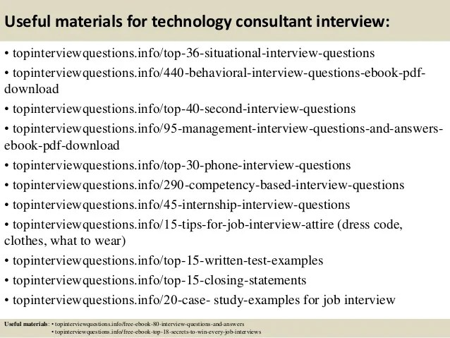 Management Consulting Case Study Interview Facts PrepLounge com A  PDF case study  with subheadings
