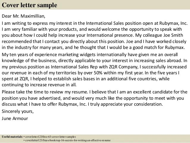 Aerospace Engineer Cover Letter - sarahepps.com -