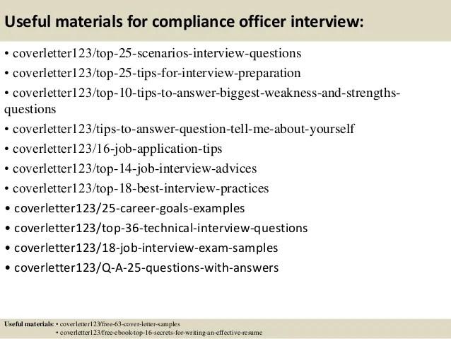 compliance cover letters - Pinephandshakeapp