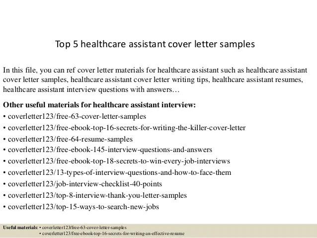 cover letter for care assistant - Alannoscrapleftbehind