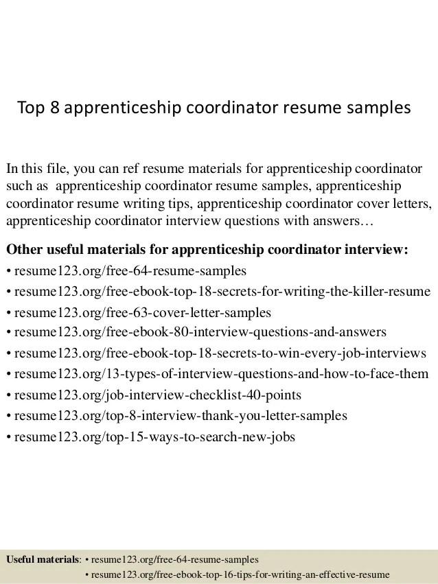 resume for apprenticeship - Goalgoodwinmetals - substation apprentice sample resume
