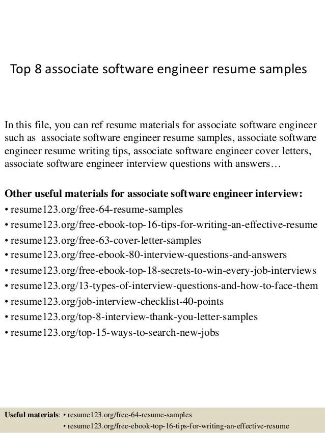 software engineer resume objective - Pinarkubkireklamowe