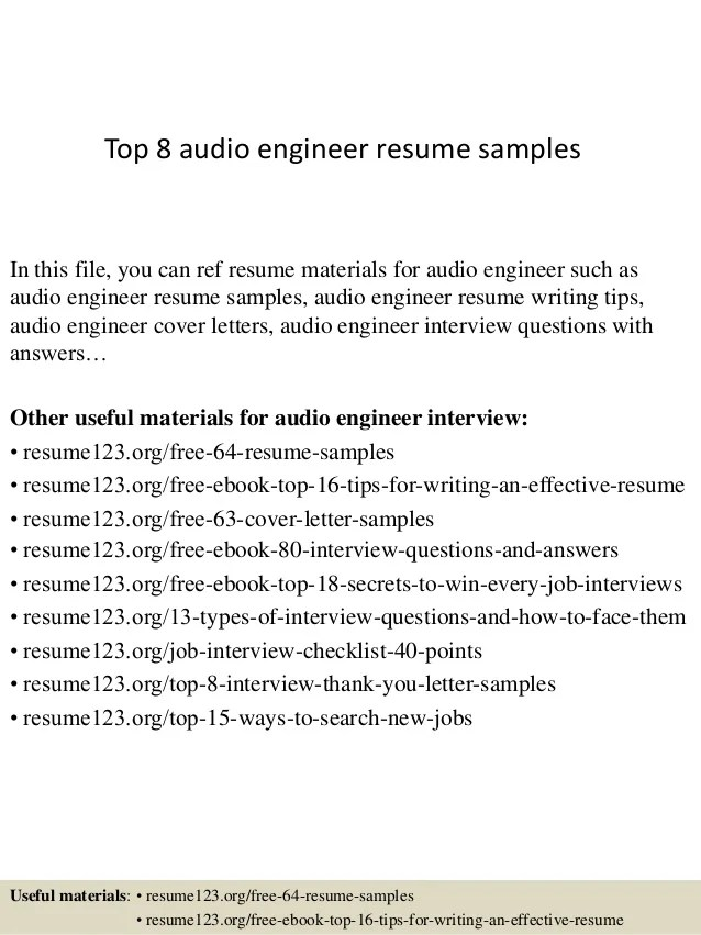 sound engineer resume sample - Alannoscrapleftbehind - protection and controls engineer sample resume