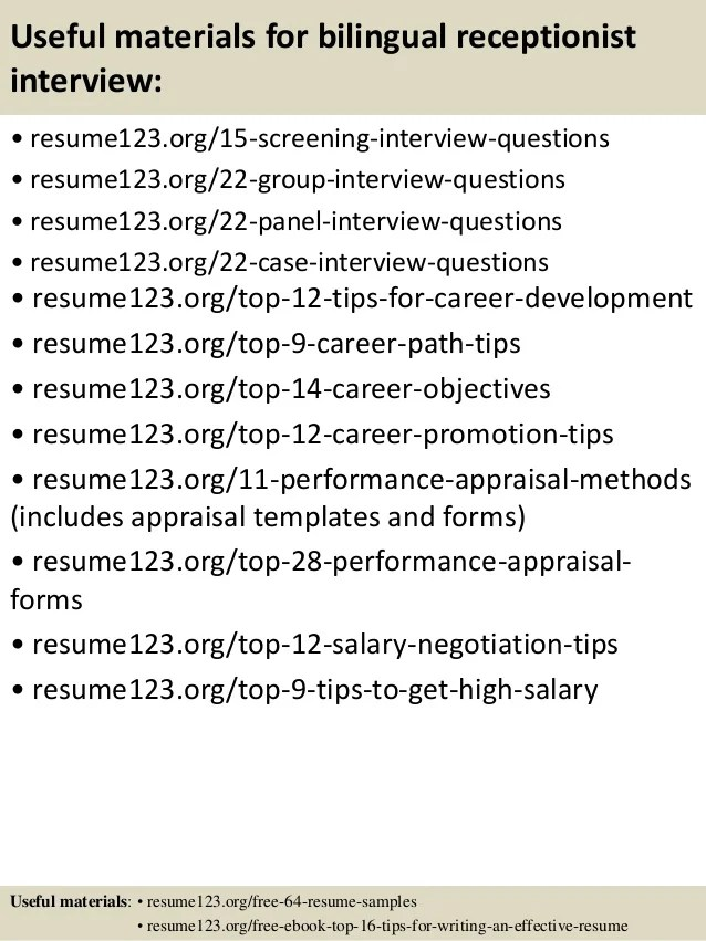 resume bilingual - Alannoscrapleftbehind