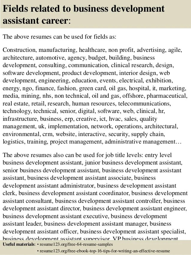 business development job description resumes - Baskanidai - sample resume for business development executive