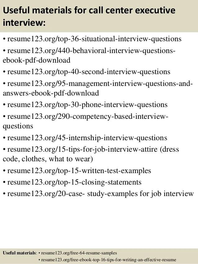 resume sample for call center job - Apmayssconstruction