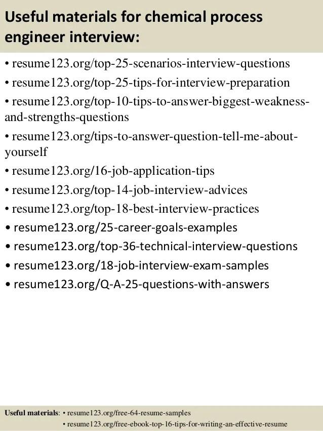 process engineer resume sample - Muckgreenidesign