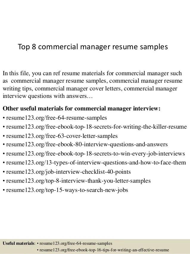 cv manager commercial gratuit