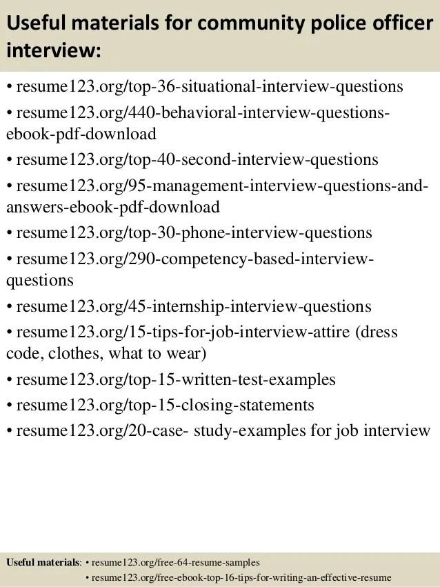 police officer objective resume police resume samples resume