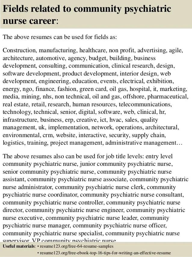psychiatric nurse resume sample cover letter rn resume objective