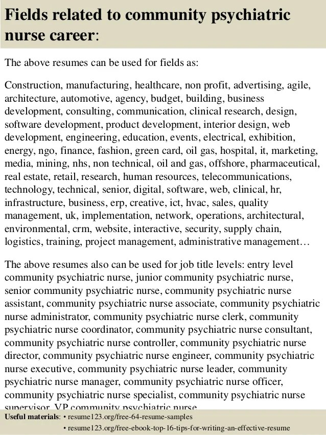 resume building objectives