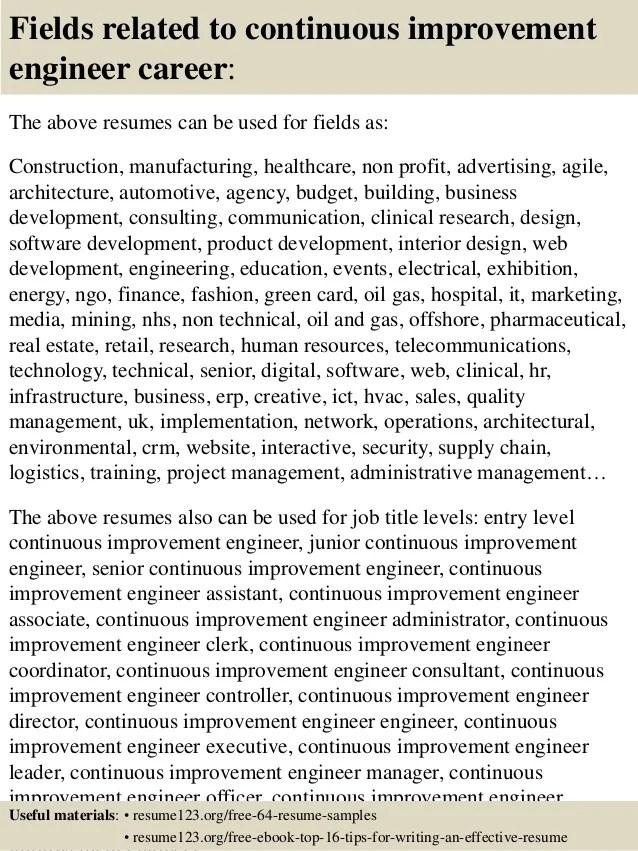 building engineer resumes