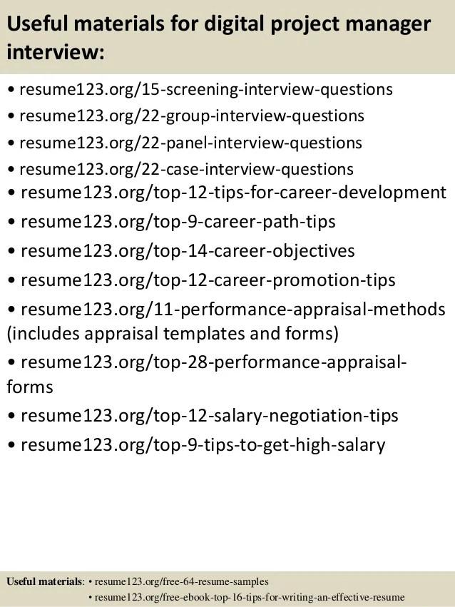 project management career objective - Alannoscrapleftbehind